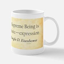 Eisenhower - American Faith - Mugs