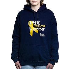 Cute Suicide Women's Hooded Sweatshirt
