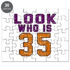 Look Who Is 35 Puzzle