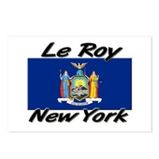 Le Roy New York Postcards (Package of 8)
