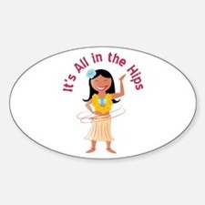 In The Hips Decal