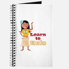 Learn To Hula Journal