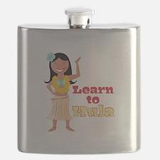Learn To Hula Flask