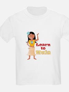 Learn To Hula T-Shirt