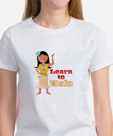 Learn To Hula T-Shirt