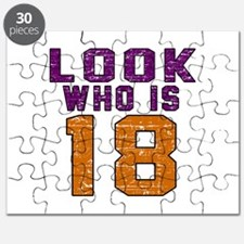 Look Who Is 18 Puzzle