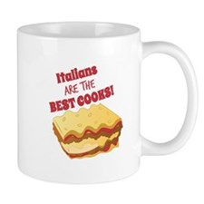 Italian Cooks Mugs