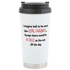 Funny Pharmacy Travel Mug