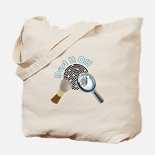 Dust It Off Tote Bag