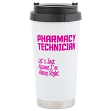 Cute Pharmacy technician Travel Mug