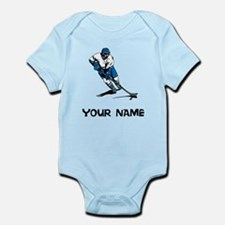 Hockey Player Body Suit