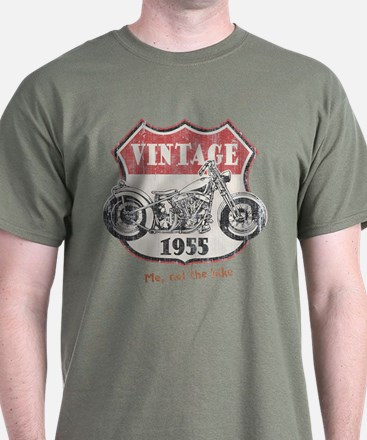 Vintage (your year) T-Shirt