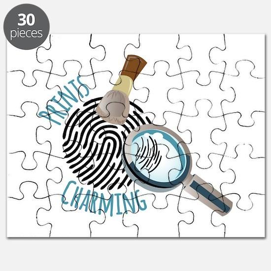 Prints Charming Puzzle