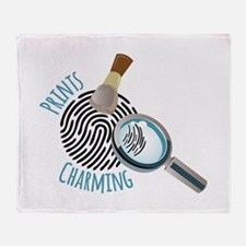 Prints Charming Throw Blanket