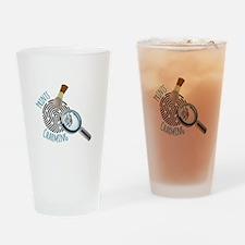 Prints Charming Drinking Glass