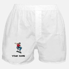Skateboarder Boxer Shorts