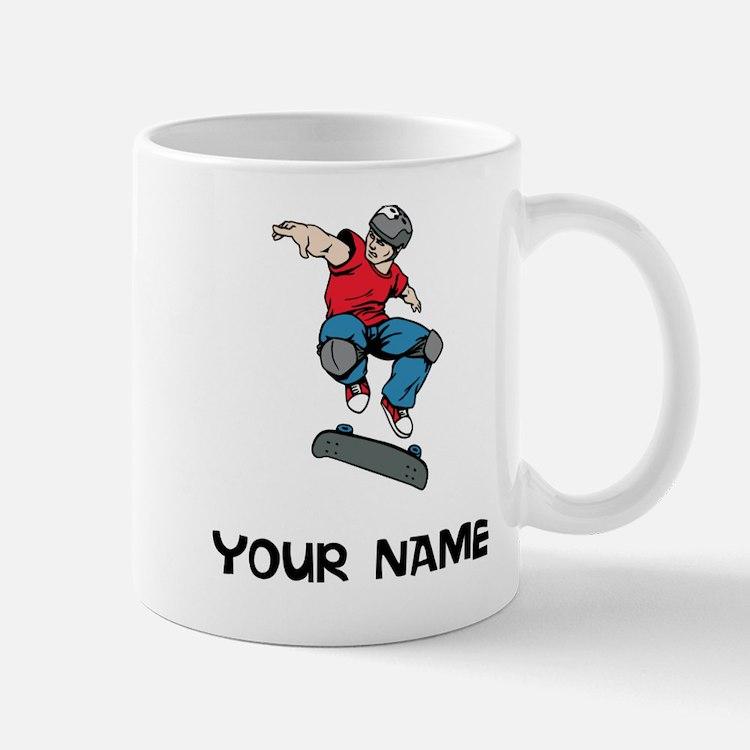 Skateboarder Mugs