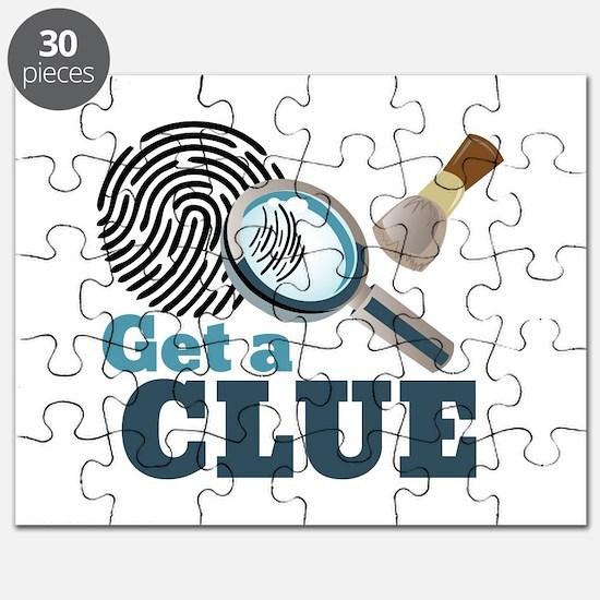 Get A Clue Puzzle