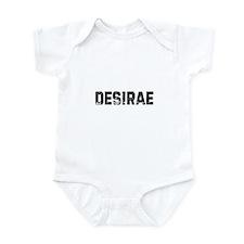 Desirae Infant Bodysuit