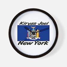 Kiryas Joel New York Wall Clock