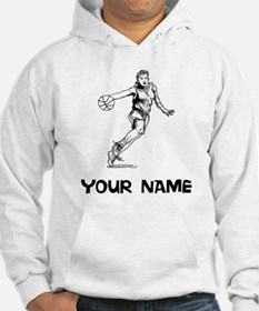 Basketball Player Hoodie