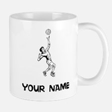 Volleyball Player Mugs