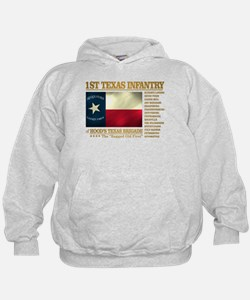 1st Texas Infantry (BH2) Hoodie