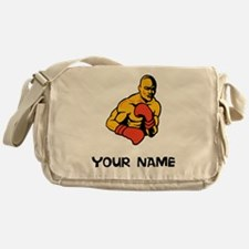 Boxer Messenger Bag