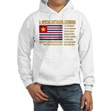Louisiana regiments Hooded Sweatshirt
