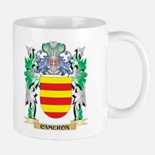 Cameron Coat of Arms - Family Crest Mugs