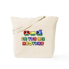 Big Bro Train Tote Bag