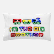Big Bro Train Pillow Case