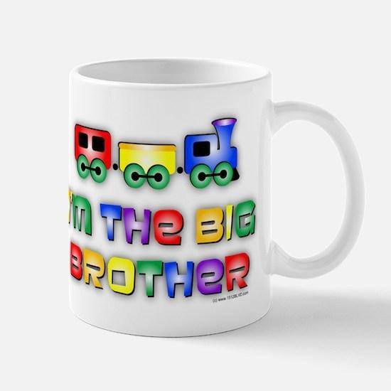 Big Bro Train Mug