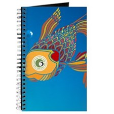 My colorful fish Journal