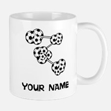 Soccer DNA Mugs