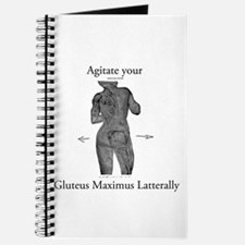 Agitate Gluteous Max Journal