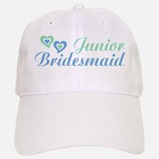 Junior Bridesmaid Baseball Baseball Cap