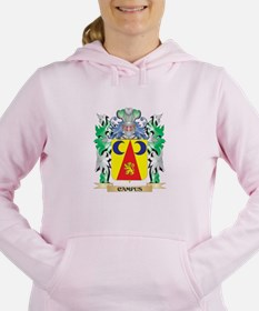 Campus Coat of Arms - Fa Women's Hooded Sweatshirt