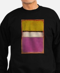 ROTHKO PINK ORANGE Sweatshirt