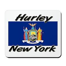 Hurley New York Mousepad