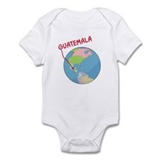 Guatemalan Globe Infant Bodysuit
