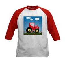 Red tractor Tee