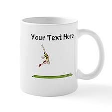 Long Jump Mugs