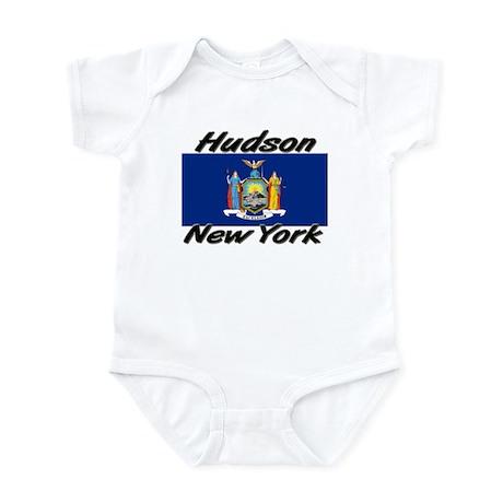 Hudson New York Infant Bodysuit