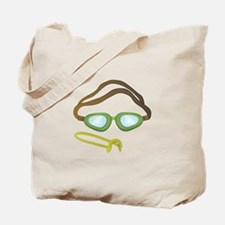 Swim Goggle Tote Bag