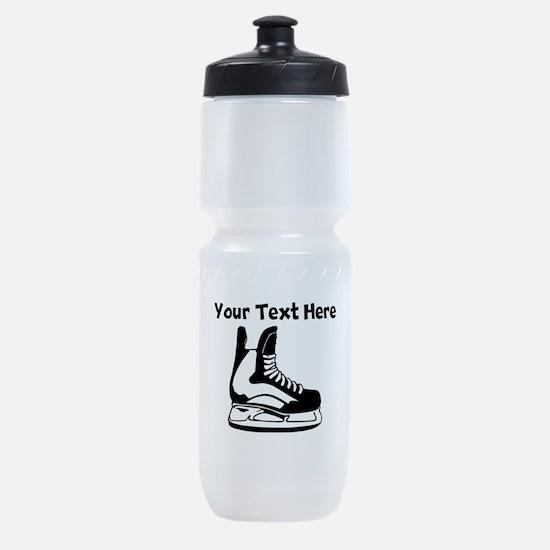 Hockey Skate Sports Bottle