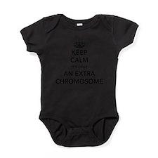 Funny Human Baby Bodysuit