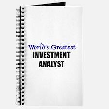 Worlds Greatest INVESTMENT ANALYST Journal