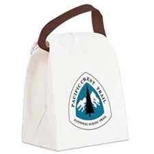 Pacific Crest Trail, California Canvas Lunch Bag