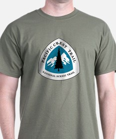 Pacific Crest Trail, California T-Shirt